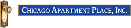 Chicago Apartment Place Retina Logo